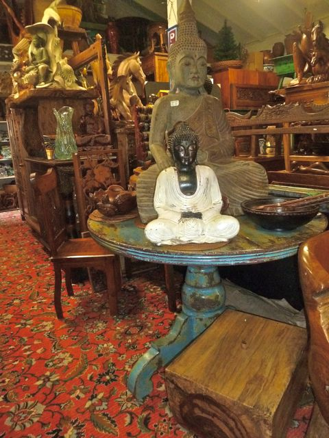 Asian Art Maui unique furniture